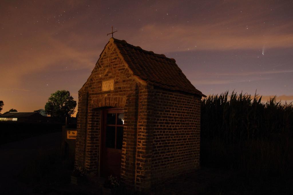 road trip comète neowise hier soir Img_0410
