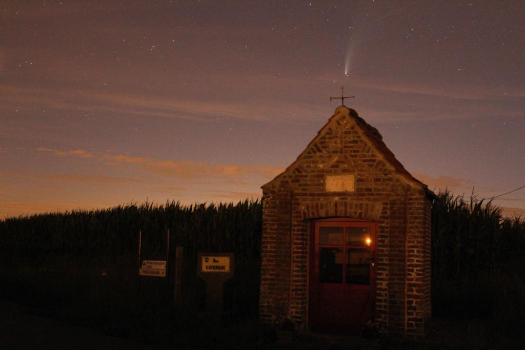 road trip comète neowise hier soir Img_0411