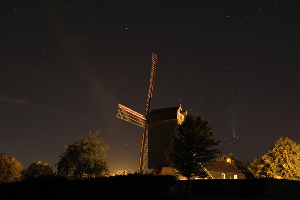 road trip comète neowise hier soir Img_0512