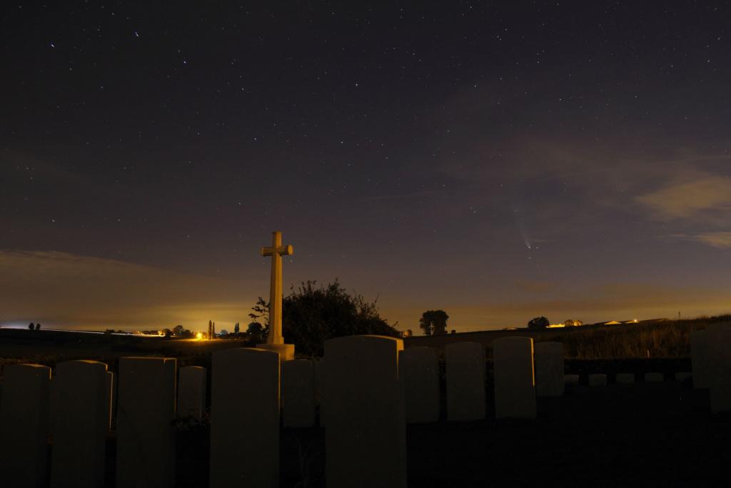 road trip comète neowise hier soir Img_0611