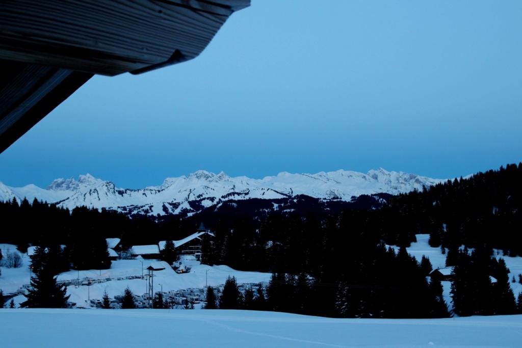 halo au couchant dans les alpes style st vérant Img_4510