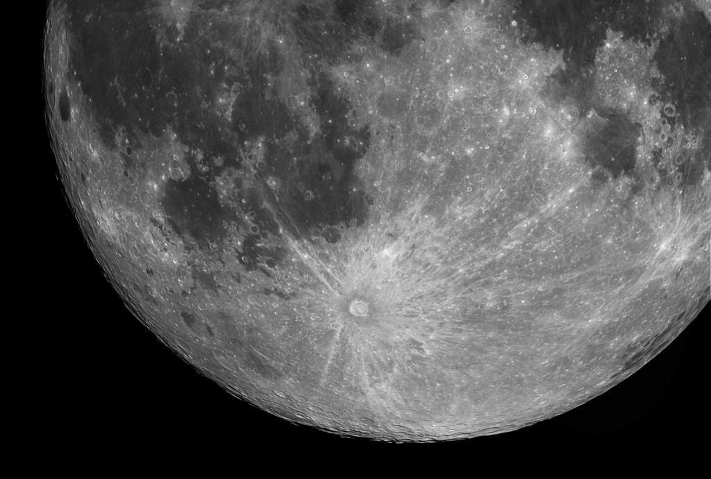 vues lunaires des détails de la panoramique Pano_s10