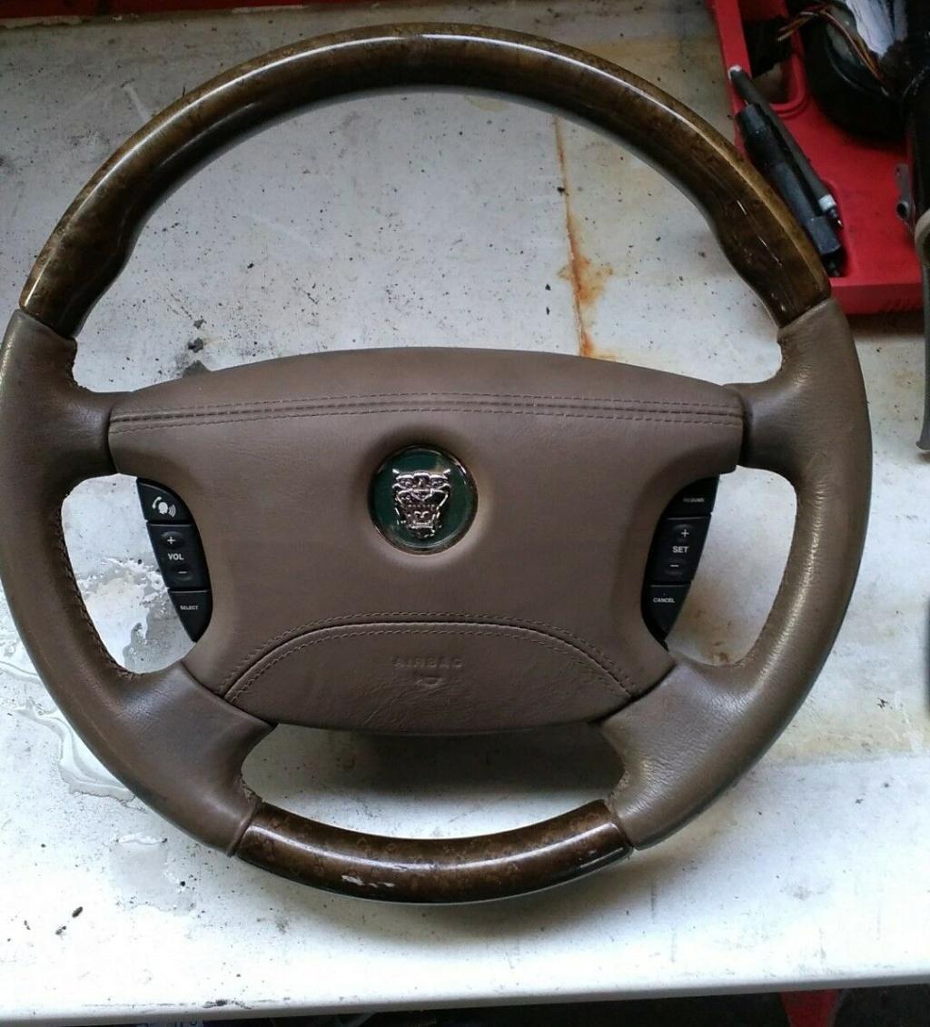 Trattamento Volante Jaguar S-Type S-l16010