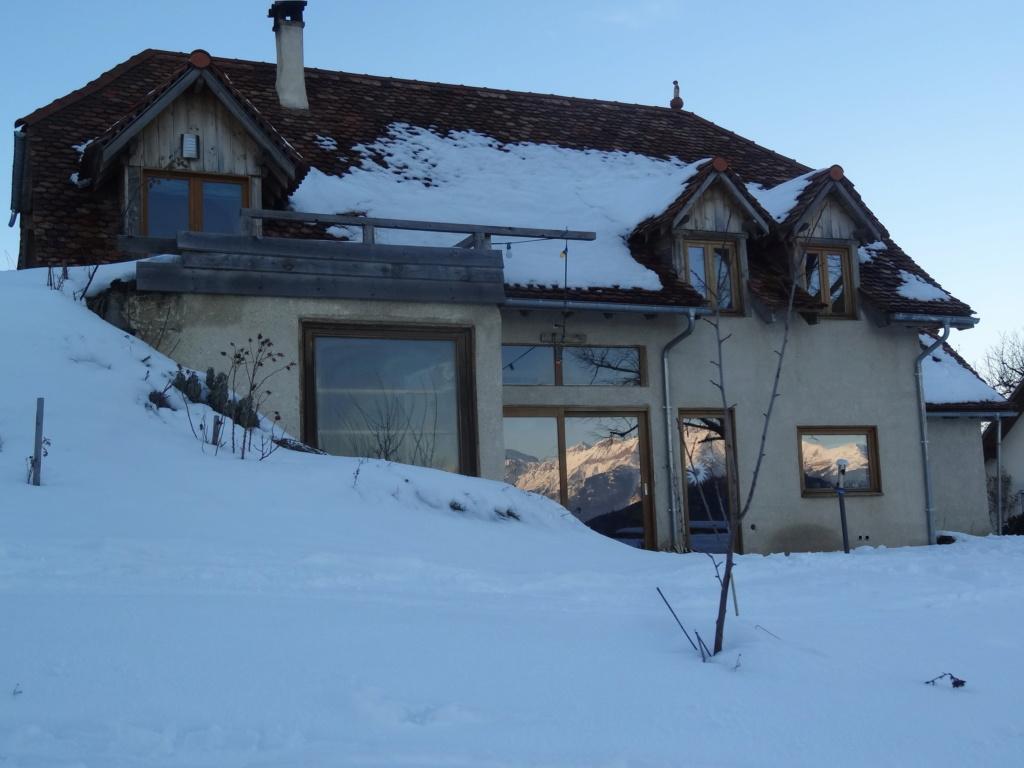 maison finie dans le Trièves Dsc08610