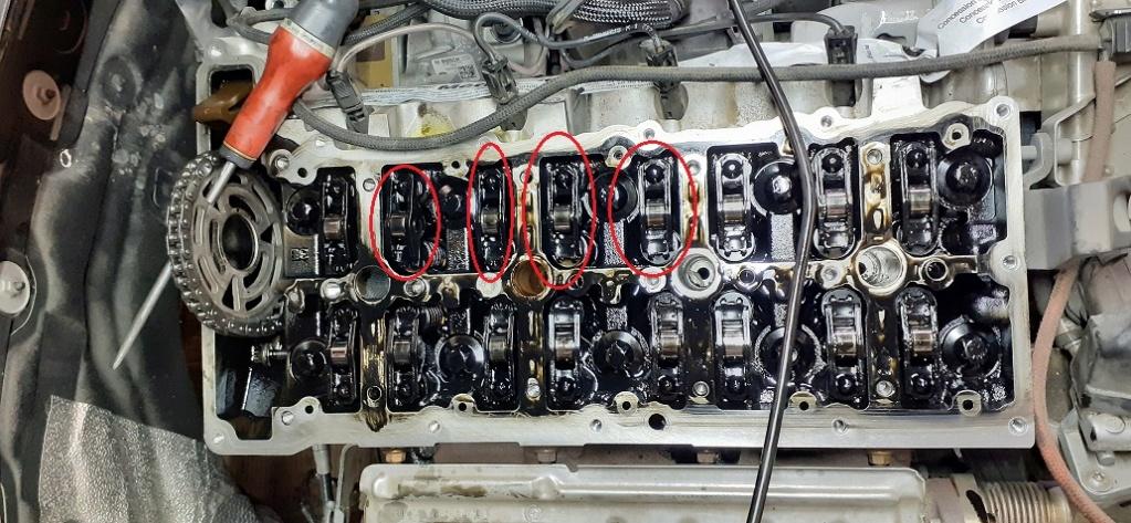 [ BMW F11 Touring 520da N47 an 2011 ] Problème/besoin de précisions démontage pompe HP 20200310