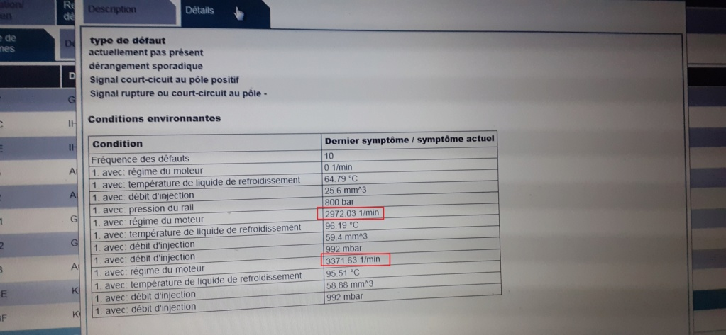 [ Bmw E46 330d M57 an 2002 ] Coupure puissance à 2800trs( Résolu) 20200711