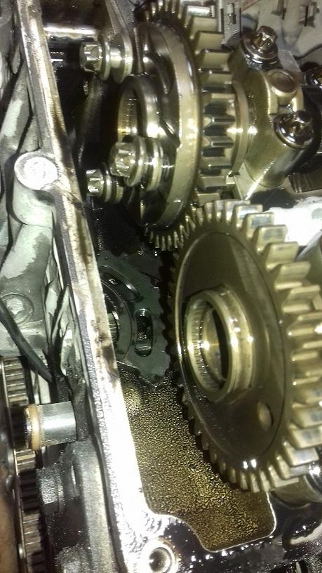 [ BMW F11 Touring 520da N47 an 2011 ] Problème/besoin de précisions démontage pompe HP 210