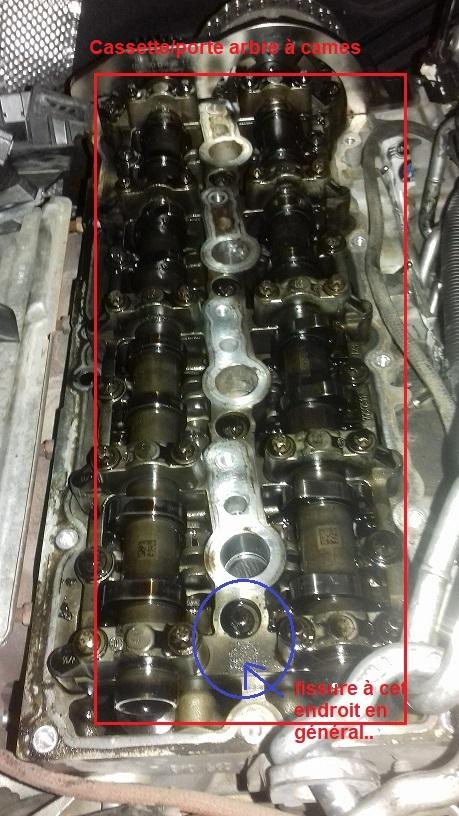 [ BMW F11 Touring 520da N47 an 2011 ] Problème/besoin de précisions démontage pompe HP 311