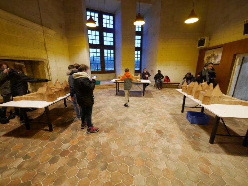 Projet de sortie à Chambord - avis sur les ateliers Loire10