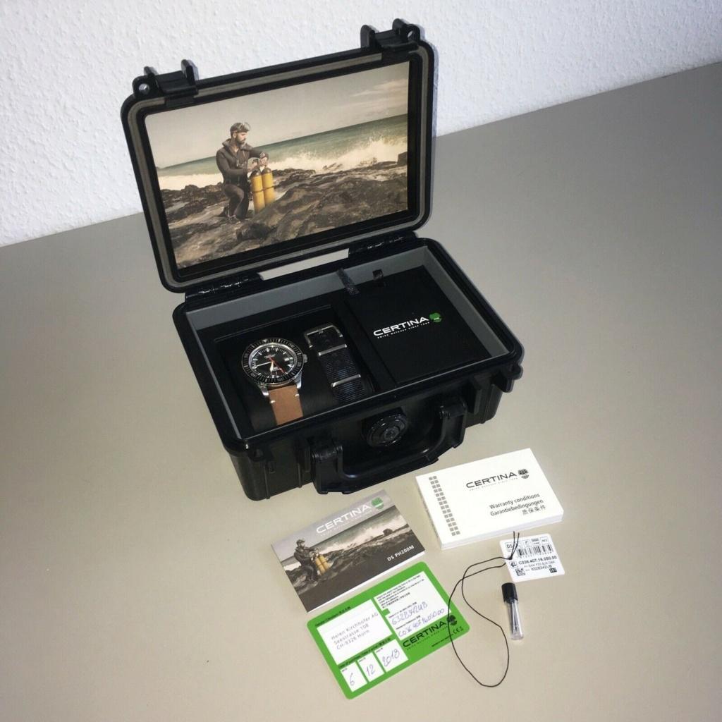 [Vendue] Certina DS PH 200m S-l16020