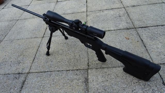 US Small Bore (22lr) History : Remington: 513 T, Mod 37, 40x  VS  Winchester 75, 52 - Page 7 Dsc00611