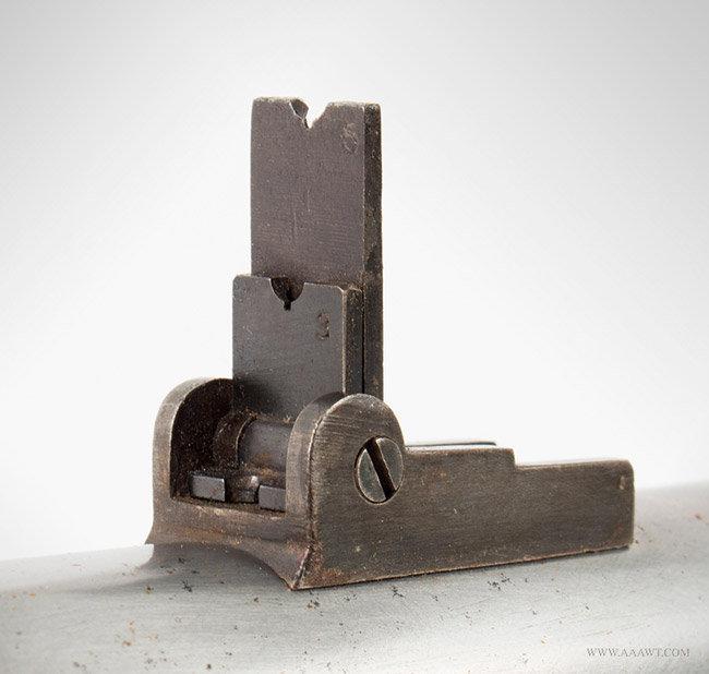 Modification de hausse éliminatoire au Minié ?  Model-10