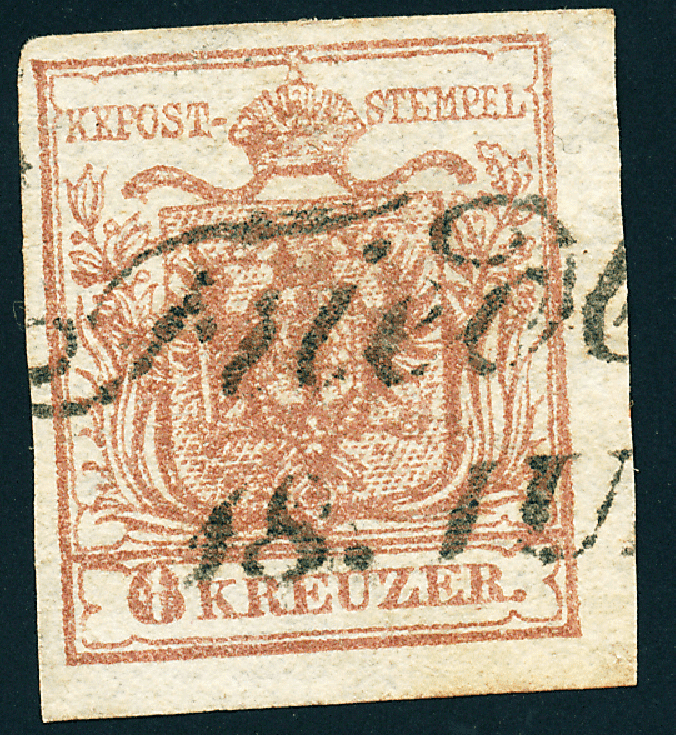 nach - Die erste Österreichische Ausgabe 1850 - Seite 24 4hiii_10