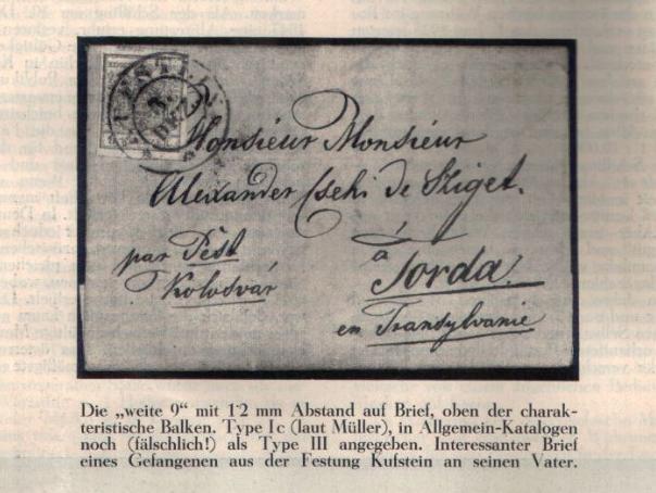 Die erste Österreichische Ausgabe 1850 - Seite 21 Festsc10