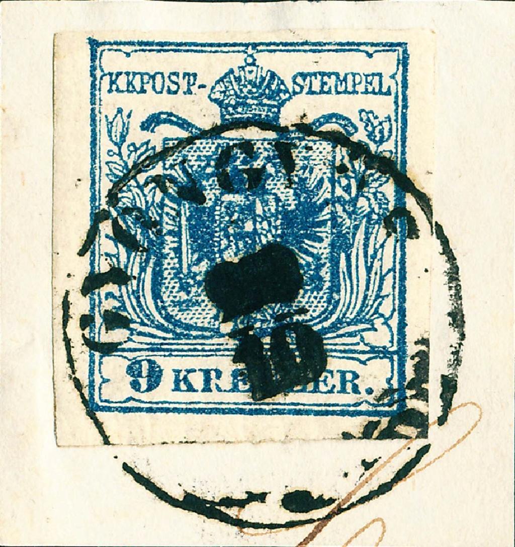 Die erste Österreichische Ausgabe 1850 - Seite 20 Kkpost10