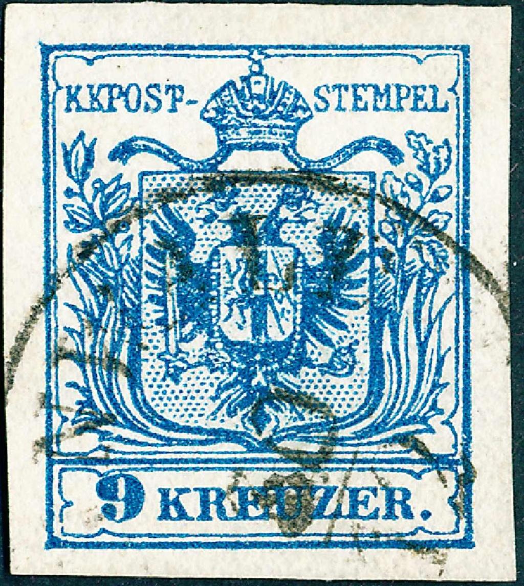 Die erste Österreichische Ausgabe 1850 - Seite 20 Kkpost11