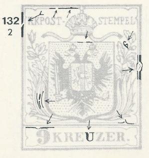 Die erste Österreichische Ausgabe 1850 - Seite 25 P13210