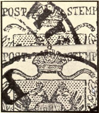 Die erste Österreichische Ausgabe 1850 - Seite 25 Platte17