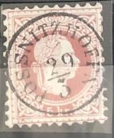 Freimarken-Ausgabe 1867 : Kopfbildnis Kaiser Franz Joseph I - Seite 21 Possni10