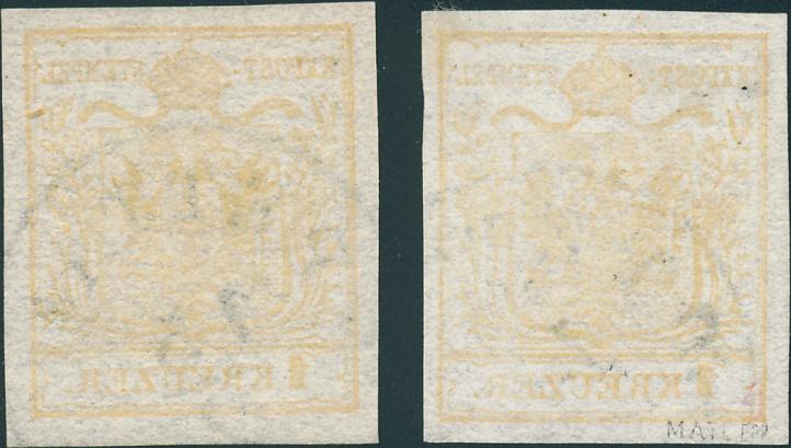 Die erste Österreichische Ausgabe 1850 - Seite 25 Rzckse10