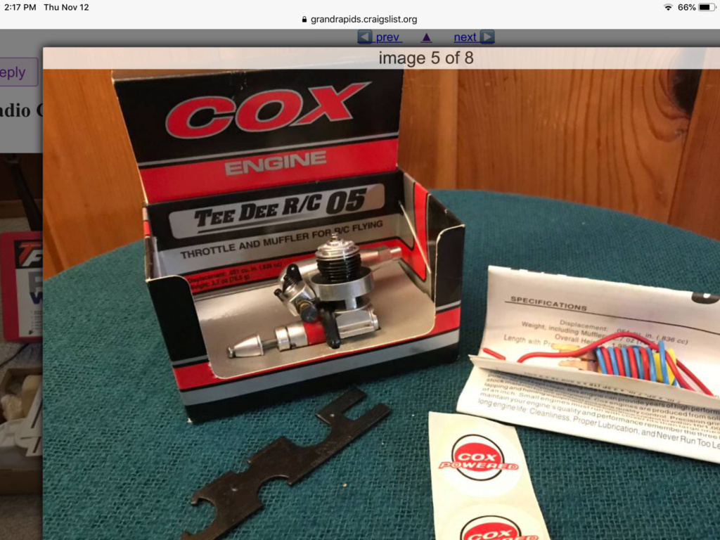 EBAY Craze over these Engines and Why? 0b061510