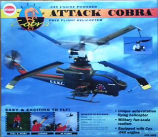 Need Info on the Attack Cobra 450210
