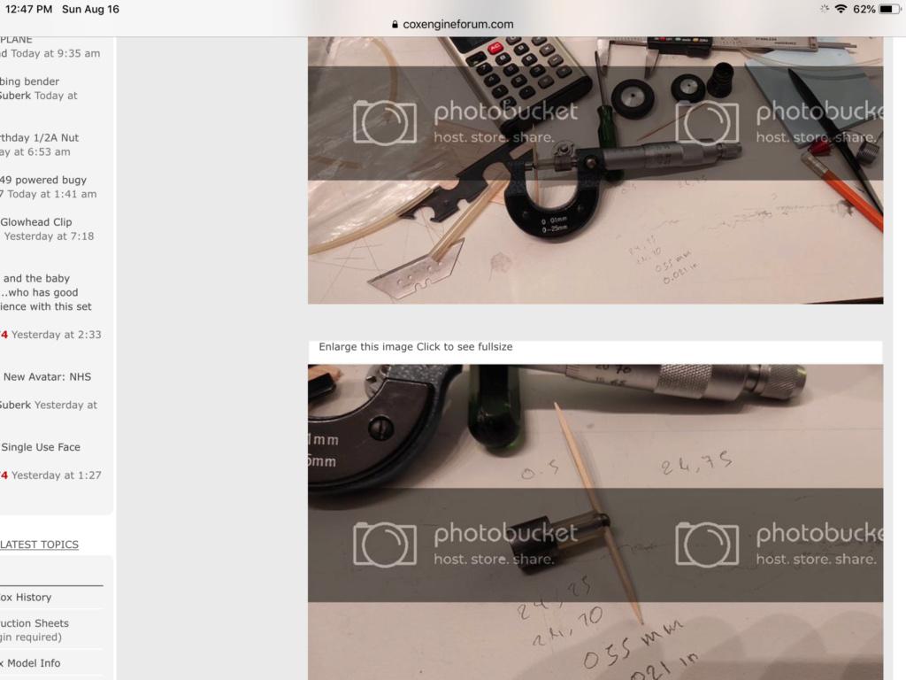 Piston resetting  Acd45910