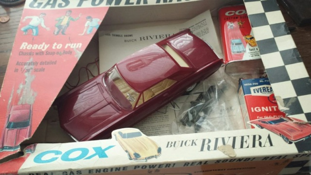 What happened with the production of the cox jaguar xke???? E1f91810