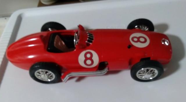 Mercedes Benz Grand Prix Racer found. Mb210