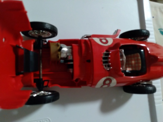 Mercedes Benz Grand Prix Racer found. Mb310
