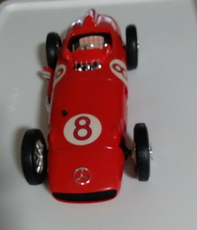Mercedes Benz Grand Prix Racer found. Mb410