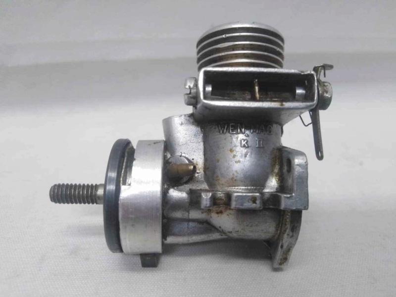 Wen-Mac .049 exhaust throttle spring Wenmac10