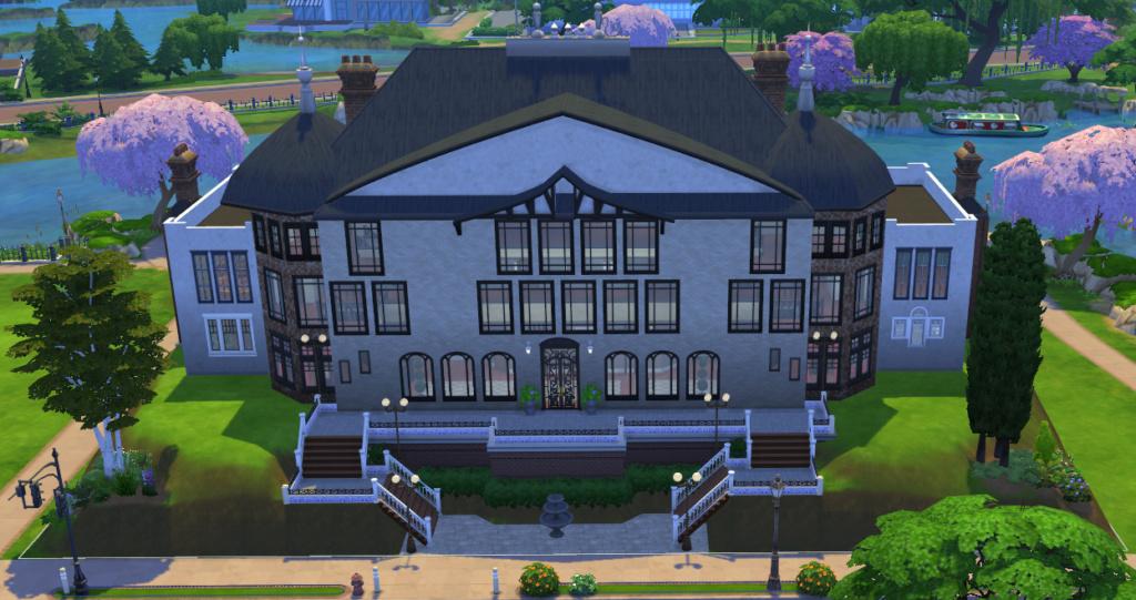 Sims 4 Creations by Mamaj 01-10-10