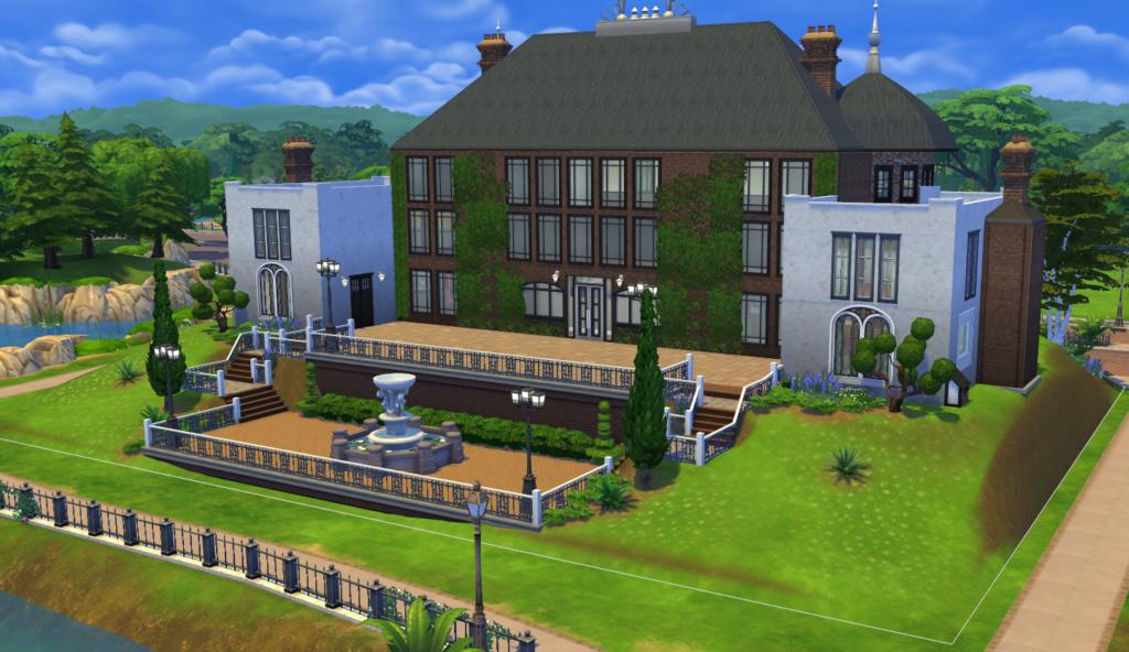 Sims 4 Creations by Mamaj 01-10-11