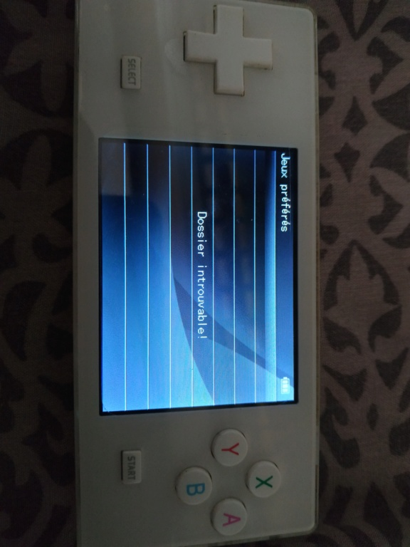 émulation Playstation sur Dingoo A320 Img_2013