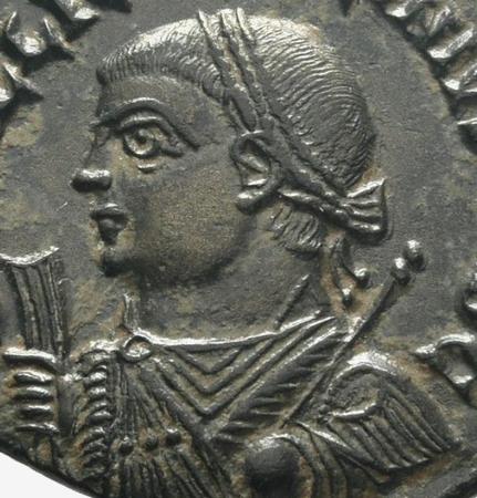 LICINIUS II - IOVI CONSERVATORI CAESS  B - ANTIOCHE 2018-012