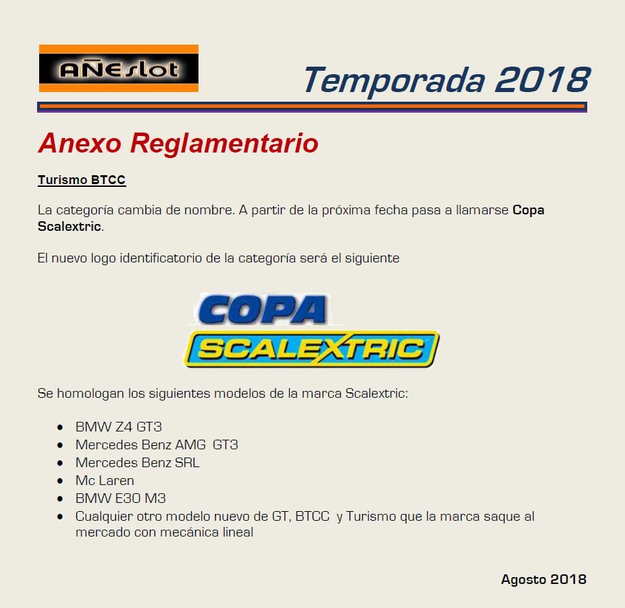 Anexo Reglamentario -Turismo BTCC- Anexor11