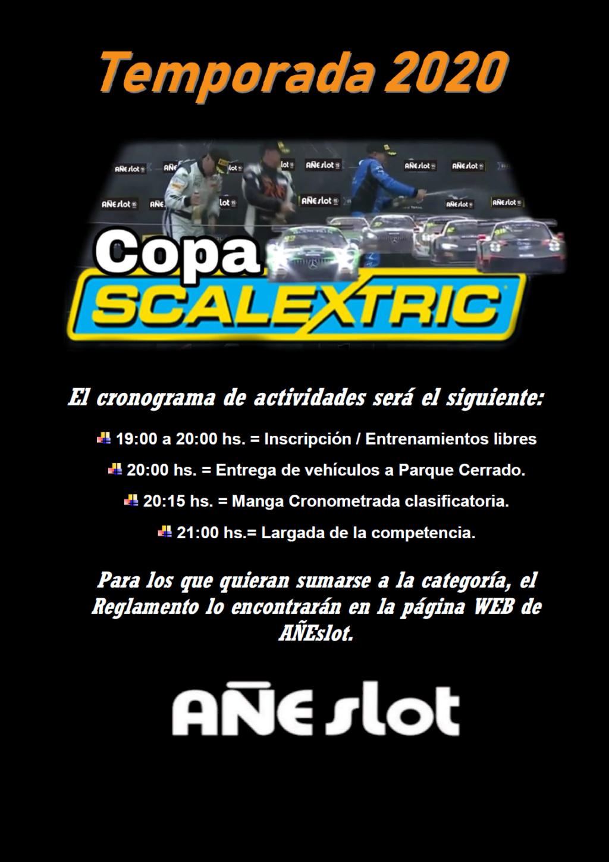 MIER 18 MAR ▬ Copa SCALEXTRIC ▬ 1° Ronda ▬▬ PRESENTACIÓN   -SUSPENDIDA- Copa_s13