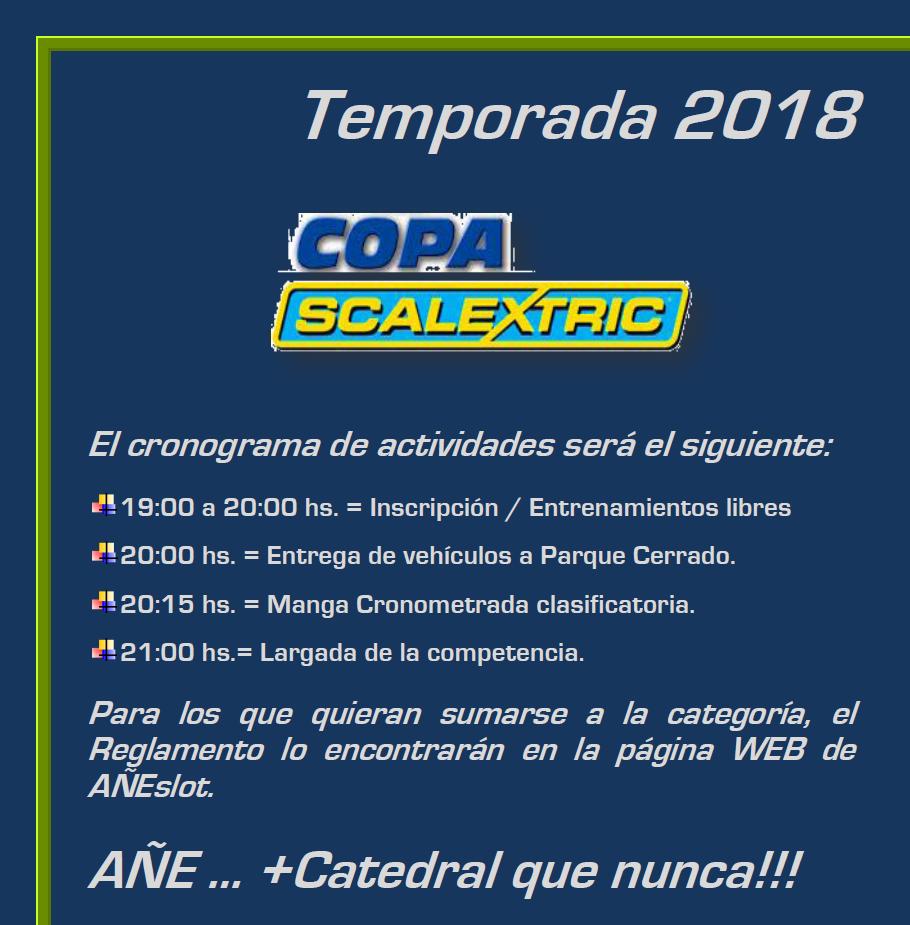 Copa SCALEXTRIC ▬ 6° RONDA ▬ V. TÉCNICA ▬▬ CLASIFICACIÓN OFICIAL Copasc10