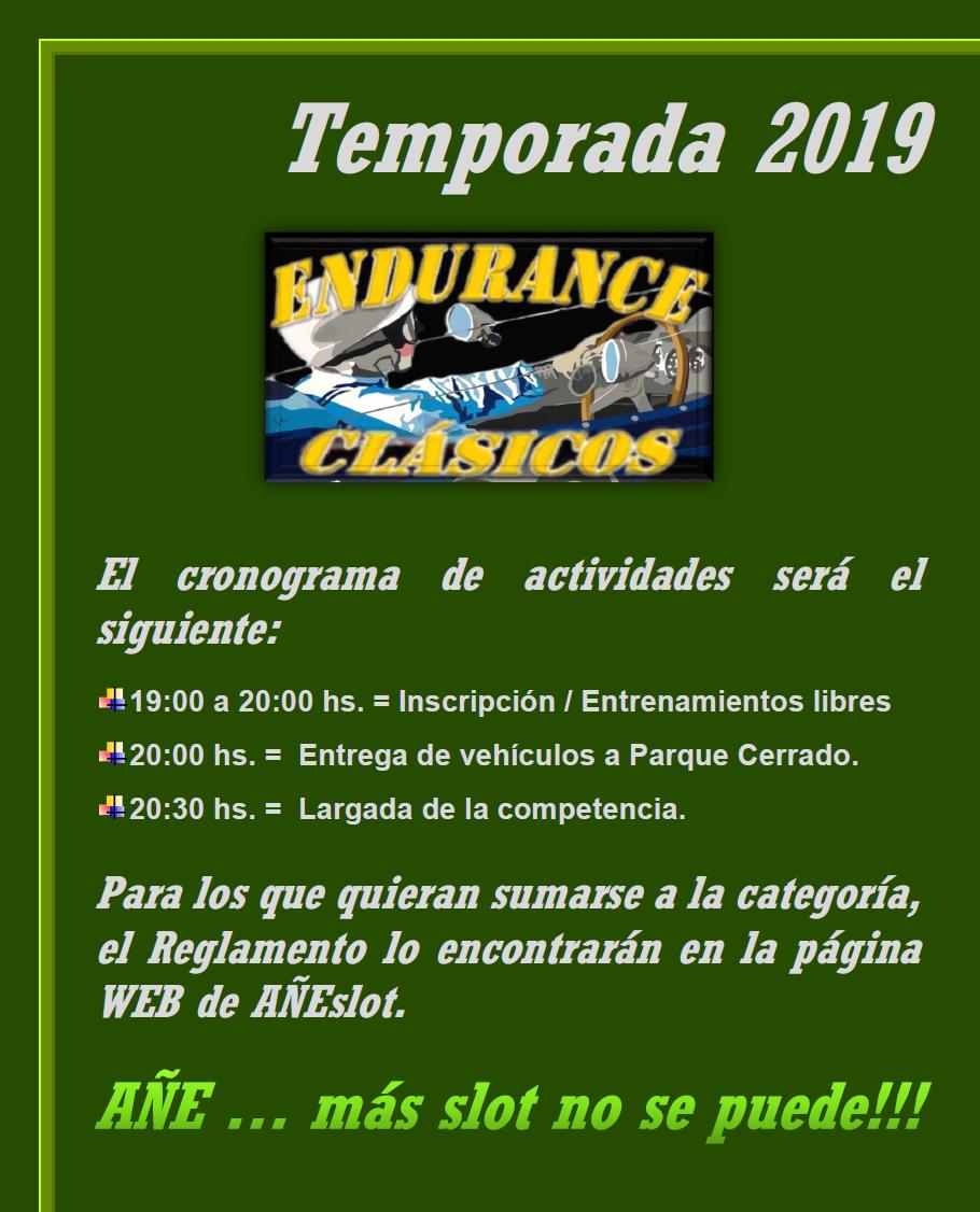 Endurance CLÁSICOS ▬ 2° Ronda ▬ V. TÉCNICA ▬ CLASIFICACIÓN OFICIAL  ▬ FOTOS Endura11