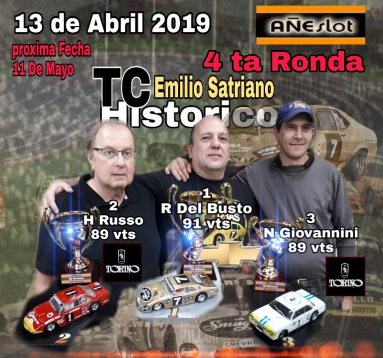 TC Histórico  Torneo Emilio Satriano ▬ 4° Ronda ▬ V. TÉCNICA ▬ CLASIFICACIÓN OFICIAL Img-2137
