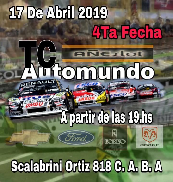 TC AUTOMUNDO ▬ 4° Ronda ▬ V. TÉCNICA ▬ CLASIFICACIÓN OFICIAL Img-2138