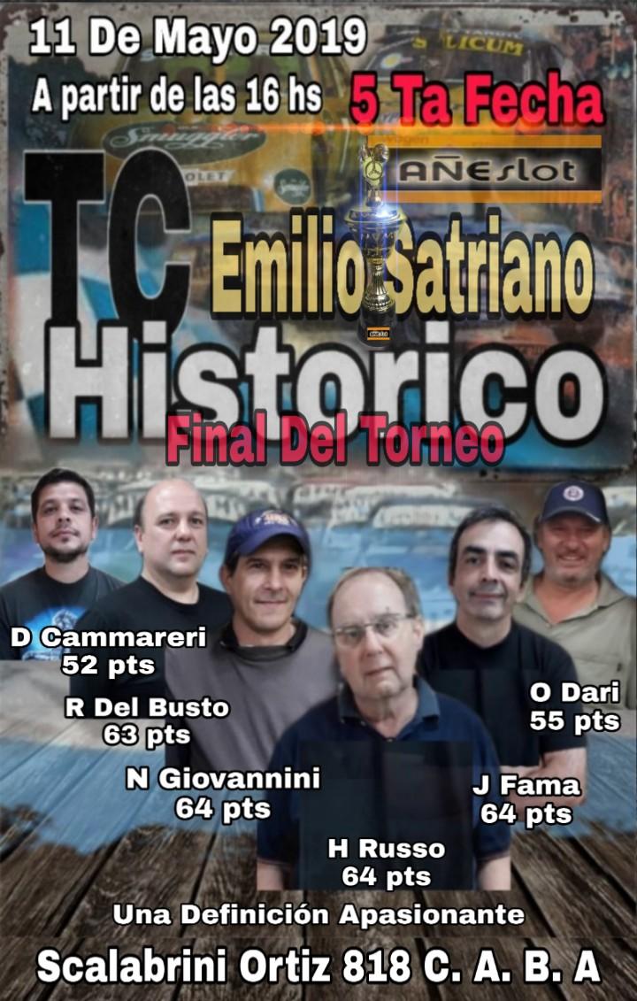 TC Histórico  Torneo Emilio Satriano ▬ 5° Ronda ▬ V. TÉCNICA ▬ CLASIFICACIÓN OFICIAL ▬ FOTOS Img-2175