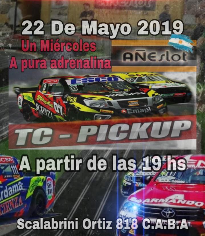 TC PICKUP  ▬ 3° Ronda ▬ V. TÉCNICA ▬ CLASIFICACIÓN OFICIAL Img-2208