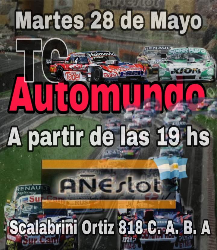 TC AUTOMUNDO ▬ 6° Ronda ▬ V. TÉCNICA ▬ CLASIFICACIÓN OFICIAL Img-2218
