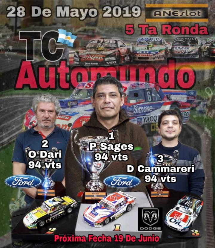 TC AUTOMUNDO ▬ 6° Ronda ▬ V. TÉCNICA ▬ CLASIFICACIÓN OFICIAL Img-2224