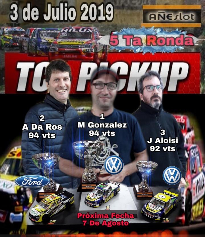 TC Pickup ▬ 5° Ronda ▬ V. TÉCNICA ▬ CLASIFICACIÓN OFICIAL Img-2268