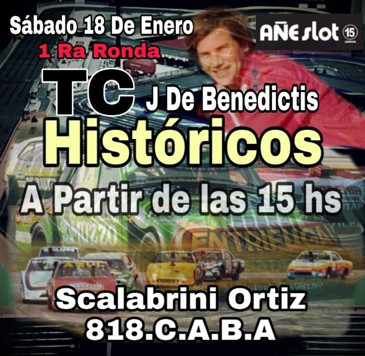 "TC Histórico Torneo ""Johnny"" De Benedictis ▬ 1° Ronda ▬ V. TÉCNICA ▬ CLASIFICACIÓN OFICIAL Img-2468"
