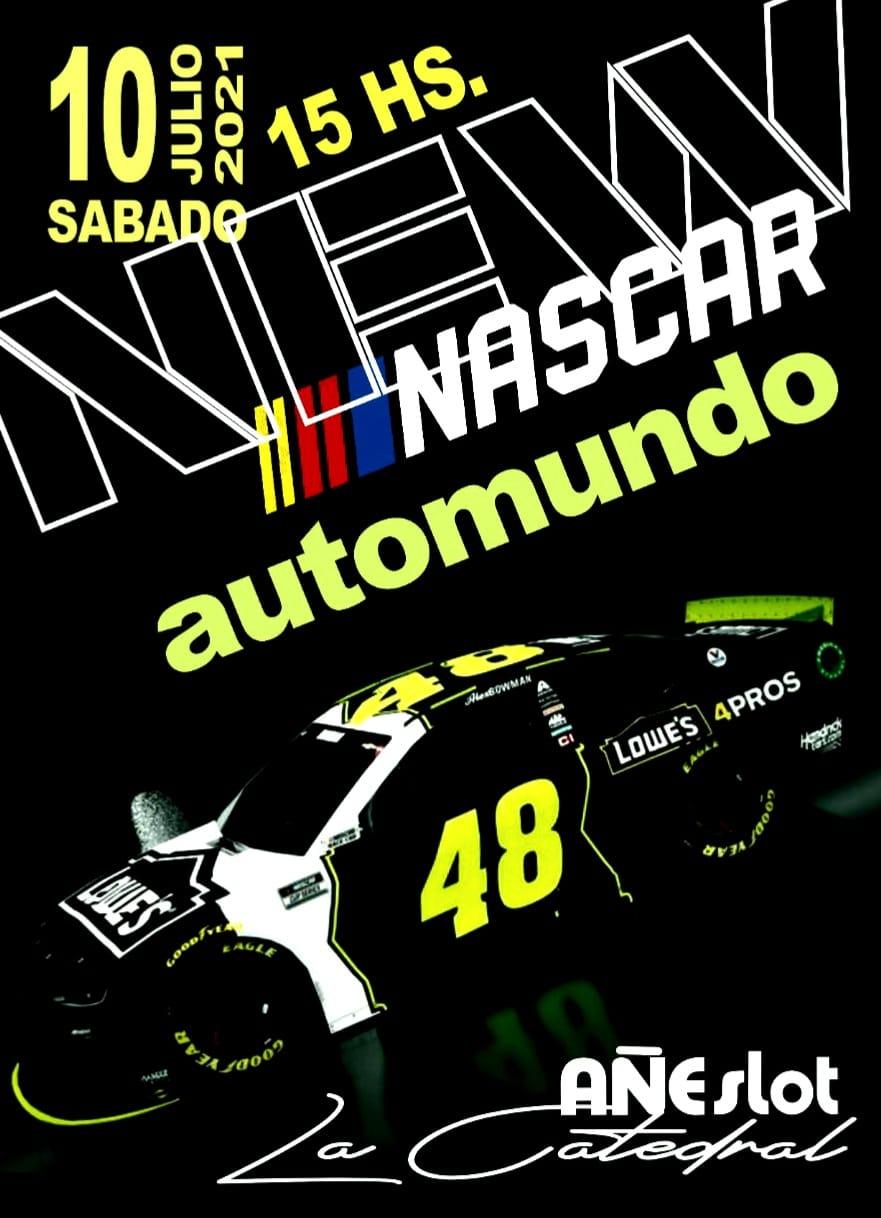NASCAR ▬▬ CLASIFICACIÓN Nascar11