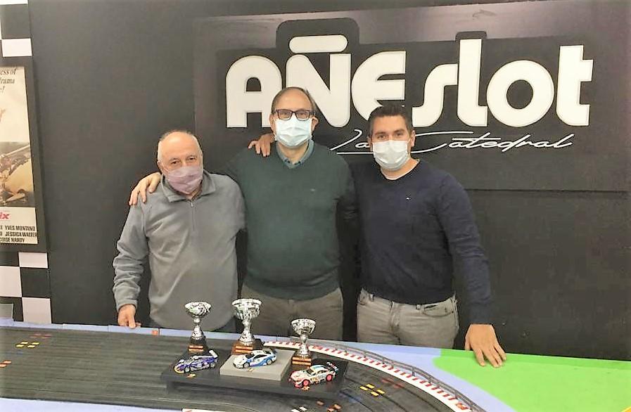 Copa SCALEXTRIC ▬ CLASIFICACIÓN Podio44
